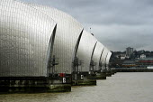 The Thames Barrier. - Geoff Crawford - 02-01-2003