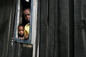 Deaths from AIDS-related illnesses mean that many children are orphaned. These children live in a church and are looked after by the pastor, some of the children are also HIV-positive. In St.Lucia, So... - Gerry McCann - 03-05-2005