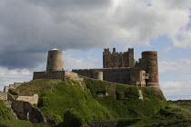 Bamburgh Castle, on the Northumberland Coast. - Gerry McCann - 27-07-2009