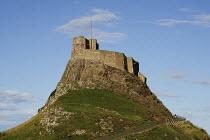 Lindisfarne Castle on England's Northumberland Coast. - Gerry McCann - 27-07-2009