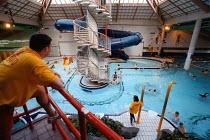 Neptune's Kingdom Leisure Centre and Swimming pool, Manchester, UK - Paul Herrmann - 06-04-1999