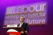 James Purnell at Labour Party Conference 2008, Manchester. Winning the fight for Britain's Future - Paul Herrmann - 21-09-2008