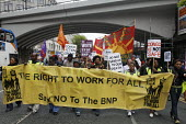 May day march in Manchester - the right to work for all, say no to the BNP - Paul Herrmann - 04-05-2009