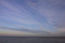 A calm sea and sky - Paul Herrmann - 21-02-2002