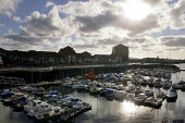 The harbour in Sunderland - Paul Herrmann - 04-03-2004