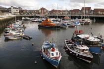 The harbour in Sunderland - Paul Herrmann - 04-03-2004
