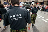 Manchester Pride Parade 2005 - the first time gay men and lesbians from the army have attended - Paul Herrmann - 27-08-2005
