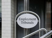 The office of Employment Tribunals in Manchester, UK - Paul Herrmann - 16-04-2006