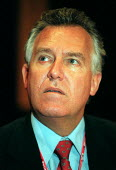 Peter Hain MP Labour Party Conference 2000. - John Harris - 28-09-2000
