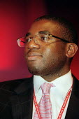 David Lammy MP Labour Party conference 2002 - John Harris - 30-09-2002