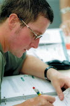 Union reps on a Trade Union Centre course. - John Harris - 11-08-2002
