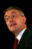 Hilary Benn MP speaking Labour Party Conference 2004 - John Harris - 30-09-2004
