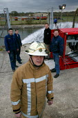 Ian Harrison FBU New Dimension Instructor. Fire Service College, Morton in Marsh. - John Harris - 13-04-2006