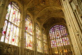 Roof of King's College Chapel, Cambridge. - John Harris - 2000s,2003,ACE,ACE culture,architecture,attraction,buildings,Chapel,church,churches,College,COLLEGES,culture,EDU education,Higher Education,historic,holiday,holiday maker,holiday makers,holidaymaker,h