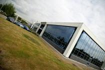 Fujitsu factory Solihull Birmingham which produces broadband and networking hardware. - John Harris - 02-06-2003