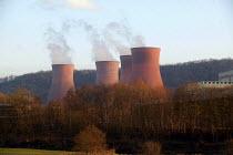 Coal fired power station, Ironbridge Shropshire. - John Harris - 16-02-2004