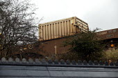 Nuclear waste being transported by railway through Birmingham - John Harris - 18-02-2005