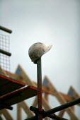 Construction workers hard hat. - John Harris - 28-02-2005