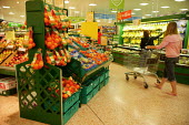 Fruit and Vegetables at a supermarket. - John Harris - 31-03-2007