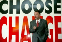 Jon Cruddas MP Deputy leadership campaign launch, Wednesbury, West Midlands. - John Harris - 22-05-2007