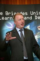 Matt Wrack, FBU, ULF Lifelong learning conference. - John Harris - 28-06-2007