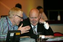 Jonathan Baume FDA and Paul Noon Prospect TUC Conference 2007 - John Harris - 12-09-2007