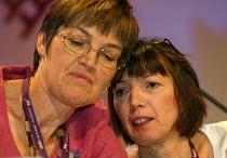 Alison Shepherd and Frances O'Grady TUC Conference 2007 - John Harris - 13-09-2007