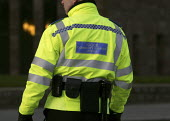 Police Community Support Officer, Coventry city centre. - John Harris - 25-01-2008