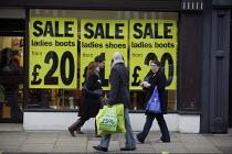 The Sales, Stratford-upon-Avon, Warwickshire - John Harris - 28-12-2007