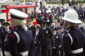 Hundreds of firefighters attended a memorial service to remember four of their colleagues killed in a warehouse blaze in Warwickshire. Ashley Stephens, 20, John Averis, 27, Darren Yates-Badley, 24, a... - John Harris - 25-01-2008
