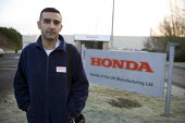 Chanda Singh, Unite, Honda Swindon The Japanese car maker will put production on hold until June. The 3,000 workers at the factory will only receive half pay during the layoff during April and May. - John Harris - 27-01-2009