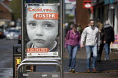 Could you foster? Advertisement for Birmingham City Council Adoption and Fostering Service, Birmingham - John Harris - 16-05-2009