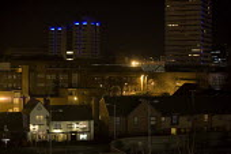 Coventry at night - John Harris - 07-04-2010