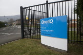 QinetiQ site, Malvern, Worcestershire. Privatised defence technology company. - John Harris - 2010s,2012,Arms,capitalism,capitalist,defence,defense,EBF,Economic,Economy,Industries,Industry,maker,makers,making,Malvern,manufacture,manufacturer,manufacturers,manufacturing,Private Providers,privat