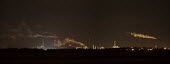 Stanlow Oil Refinery, Essar Energy, Ellesmere Port, Chesire. - John Harris - 2010s,2013,Air Quality,at,capitalism,capitalist,chimney,chimneys,degradation,EBF,Economic,Economy,emissions,Energy,eni,environment,Environmental,environmental degradation,Environmental Issues,Industri
