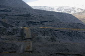 The Dinorwic Slate Quarry on the side of Elidir Fawr, Padarn Country Park, Llanberis, Gwynedd. The quarry closed in 1969. Now part of the Welsh National Slate Museum. The quarry ws the second biggest... - John Harris - 2010s,2013,ACE,capitalism,capitalist,closed,closing,closure,closures,Culture,EBF,Economic,Economy,Industries,industry,maker,makers,making,mine,mineral extraction,MINES,Mountain Range,mountainous,mount