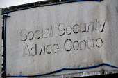 Closed Social Security Advice Centre, Stratford upon Avon. - John Harris - 13-03-2012
