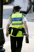 Civil Enforcement Officer on patrol, Birmingham. - John Harris - 27-07-2012