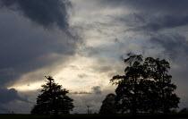Autumnal sky, Warwicksire - John Harris - 03-11-2010