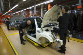BMW Group Mini production line, Cowley, Oxford - John Harris - ,2010s,2012,assembly,AUTO,auto industry,AUTOMOBILE,AUTOMOBILES,Automotive,BMW,capitalism,capitalist,car,Car Industry,carindustry,cars,EBF,Economic,Economy,employee,employees,Employment,FACTORIES,facto