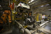 BMW Group Mini production line, Cowley, Oxford - John Harris - ,2010s,2012,assembly,AUTO,auto industry,automated,AUTOMATIC,automation,AUTOMOBILE,AUTOMOBILES,Automotive,BMW,capitalism,capitalist,car,Car Industry,carindustry,cars,EBF,Economic,Economy,FACTORIES,fact