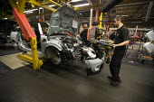 BMW Group Mini production line, Cowley, Oxford - John Harris - 24-10-2012