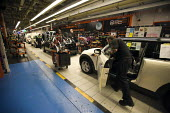 BMW Group Mini production line, Cowley, Oxford - John Harris - 2010s,2012,Agency Workers,assembly,AUTO,auto industry,AUTOMOBILE,AUTOMOBILES,Automotive,BAME,BAMEs,BME,bmes,BMW,capitalism,capitalist,car,Car Industry,carindustry,cars,casual workers,Diaspora,diversit