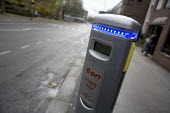 Free Electric car recharging station, E.ON service for Coventry City Council - John Harris - 17-11-2012