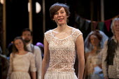 Pippa Nixon as Rosalind in As You Like It. RSC, Swan, Stratford-upon-Avon - John Harris - 22-04-2013