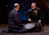 Lloyd Hutchinson as �Han Jue, The Orphan of Zhao. RSC, Swan, Stratford-upon-Avon - John Harris - 05-11-2012