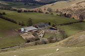 A Farm in the foothills of Tai-bach, North Wales - John Harris - 16-04-2013
