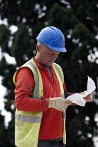 Building site, Warwickshire - John Harris - 21-08-2013