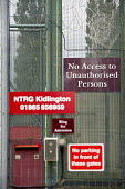 Care and Custody, Campsfield House Immigration Removal Centre, Oxfordshire - John Harris - 20-10-2013