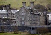 Dartmoor Prison, Devon - John Harris - , CLJ,2010s,2014,bars,behind,clJ,crime,jail,jails,justice,law,penal system,penitentiary,prison,prisons,rural
